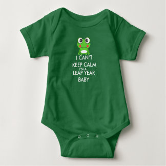 Leap Year/ Leap Day Baby Shitrt Shirt