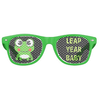 Leap Year/ Leap Day Baby Sunglasses