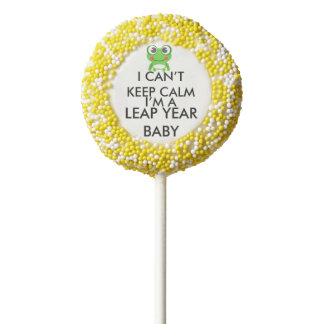 Leap Year/ Leap Day Dipped Oreo