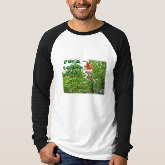Leap Year Tee Shirt--I'm a Leaper