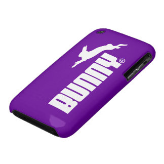 Leaping Bunny iPhone 3 Cover