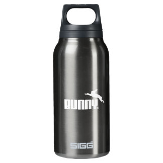 Leaping Bunny Insulated Water Bottle