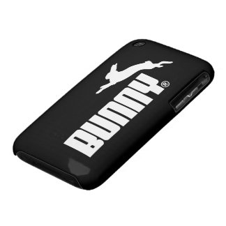 Leaping Bunny iPhone 3 Case-Mate Case