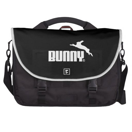 Leaping Bunny Laptop Commuter Bag