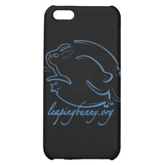 Leaping Bunny Logo iPhone 5C Covers