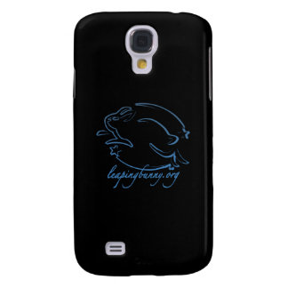 Leaping Bunny Logo Samsung S4 Case