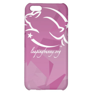 Leaping Bunny Stars Cover For iPhone 5C