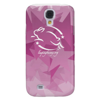 Leaping Bunny Stars Galaxy S4 Case