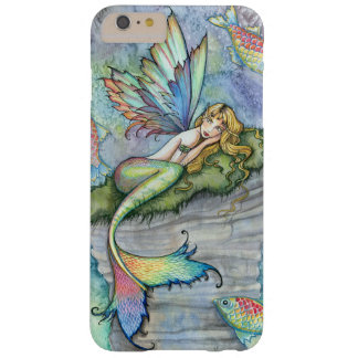 Leaping Carp Mermaid Fantasy Art Mermaids Barely There iPhone 6 Plus Case
