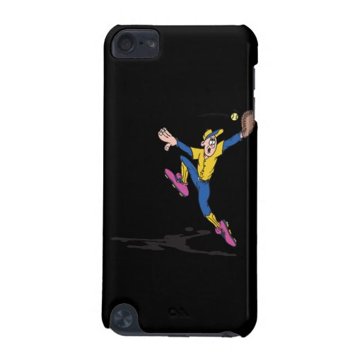 Leaping Catch iPod Touch 5G Cover