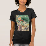 Leaping Cowgirl T-Shirt