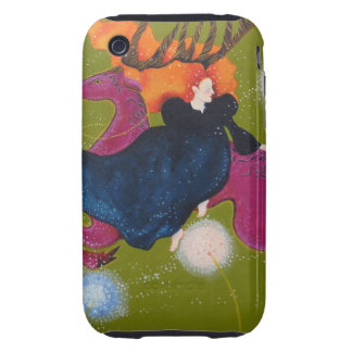 Leaping Deer iPhone 3 Tough Covers