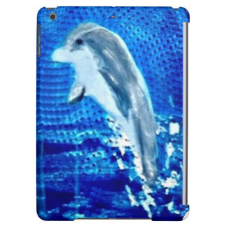 Leaping Dolphin Art Case For iPad Air