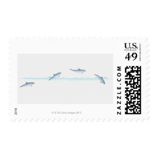 Leaping Dolphin Postage