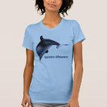 Leaping DOLPHIN Whisperer Art T-Shirt