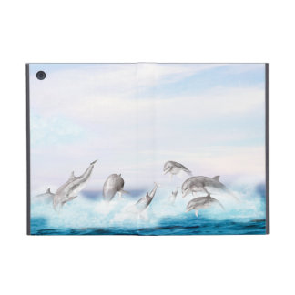 Leaping Dolphins iPad Mini Case