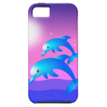 Leaping Dolphins iPhone 5 Covers