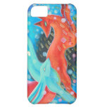 Leaping Fox with Hare. iPhone 5C Case