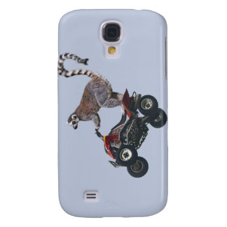 Leaping Lemur iPhone 3 Speck Case Samsung Galaxy S4 Cover