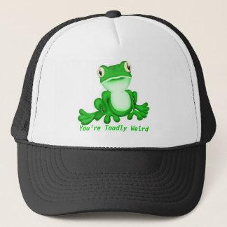 Leaping Lenny Trucker Hat