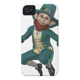 Leaping Leprechaun Case-Mate iPhone 4 Case