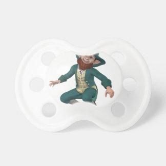 Leaping Leprechaun Pacifier