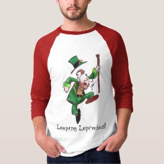 Leaping Leprechaun! T-Shirt