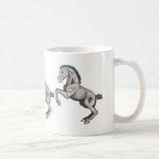 Leaping Lippizaner Foal Coffee Mug