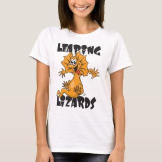 leaping lizards T-Shirt