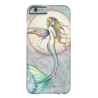 Leaping Mermaid Fantasy Art Mermaids Barely There iPhone 6 Case