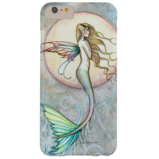 Leaping Mermaid Fantasy Art Mermaids Barely There iPhone 6 Plus Case