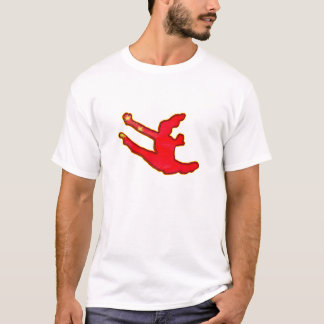 Leaping Splits T-Shirt