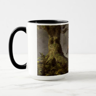 Leaping Stag Mug