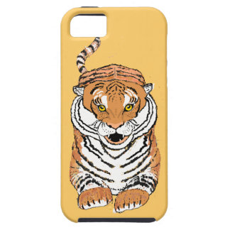 Leaping Tiger iPhone Cases iPhone 5 Case