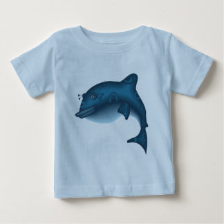Leaping Whale Gift Baby T-Shirt