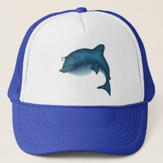 Leaping Whale Gift Trucker Hat