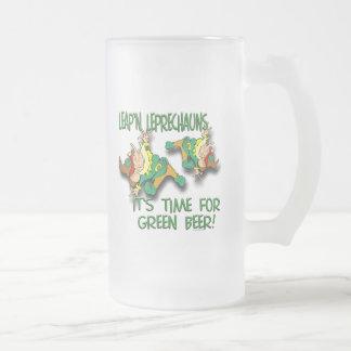 Leap'n Leprechauns Coffee Mug