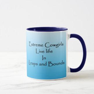 Leaps and Bounds Mug