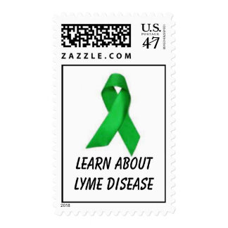 Learn About Lyme Disease Stamp