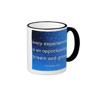 Learn and Grow Affirmation Mug