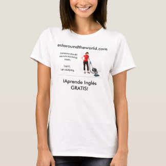 Learn English T-Shirt