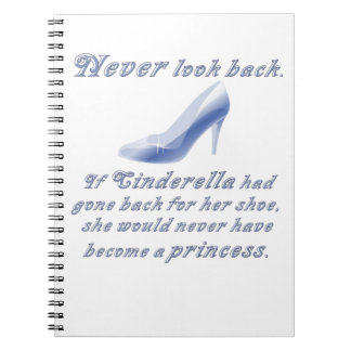 Learn from Cinderella's Shoe Notebook