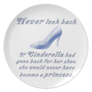 Learn from Cinderella's Shoe Plates