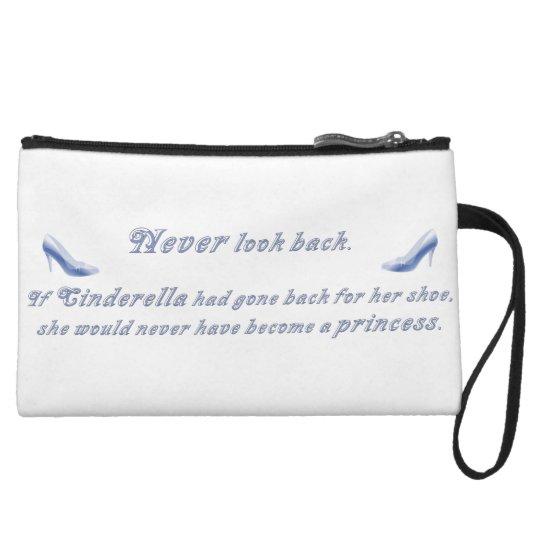 Learn from Cinderella's Shoe Wristlet Wallet