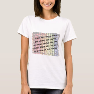 learn from crayons T-Shirt