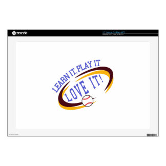 Learn It Decals For Laptops