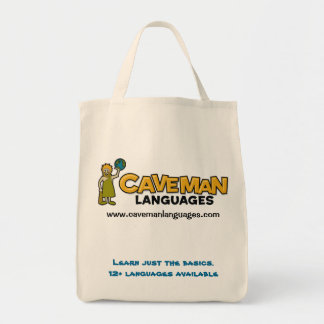 Learn just the basics.12+ languages tote bag