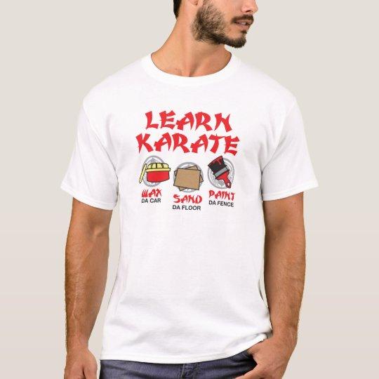 Learn Karate T-Shirt