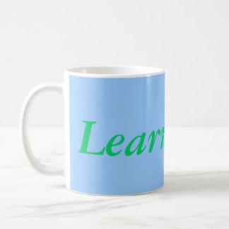 Learn More Mug