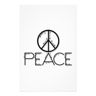 Learn Peace Stationery